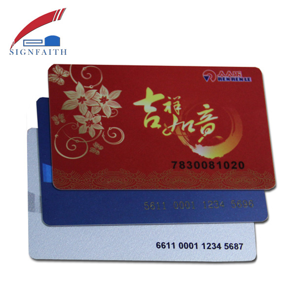 EM4305 Rewritable Proximity Card For Payment