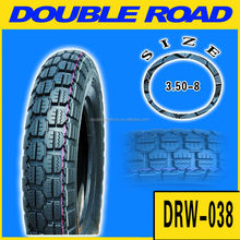 3.50-8 motorcycle tyre and tube