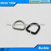 little metal d ring sale ring gun color metal d ring for bag accessory