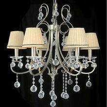 pendant white modern factory-outlet crystal chandelier light