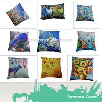 2014 pop new Customized latest design cushion cover for sale