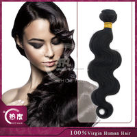 ami longer brazilian remy hair body wave hair weaves brazilian hair extensions with wholesale factory price in china