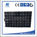 Light weight and high efficiency flexible solar panel 180W