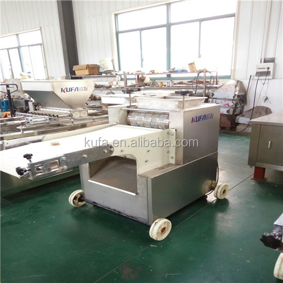 Automatic Biscuit Machine Line View Automatic Biscuit