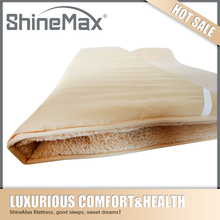 Hot sale mattress topper,anti-slip mattress pad,thin bed mattress