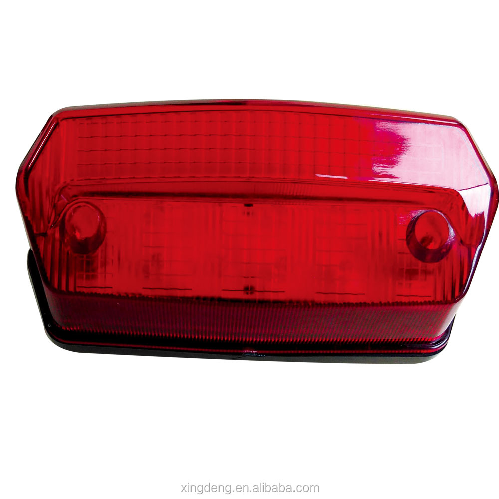Excellent Quality LED Taillight 12 Voltage Lamp Type rear lights motorcycles led