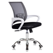 European Style Molded foam Swivel Fabric Mesh Heated Office Chair / Price for Office Chairs China