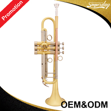 Many Color Choose Professional Bb Brass Bach Body Cheap Trumpet