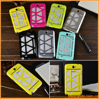 Wholesale Mobile Phone Plastic Case For Samsung N7100 Note 2
