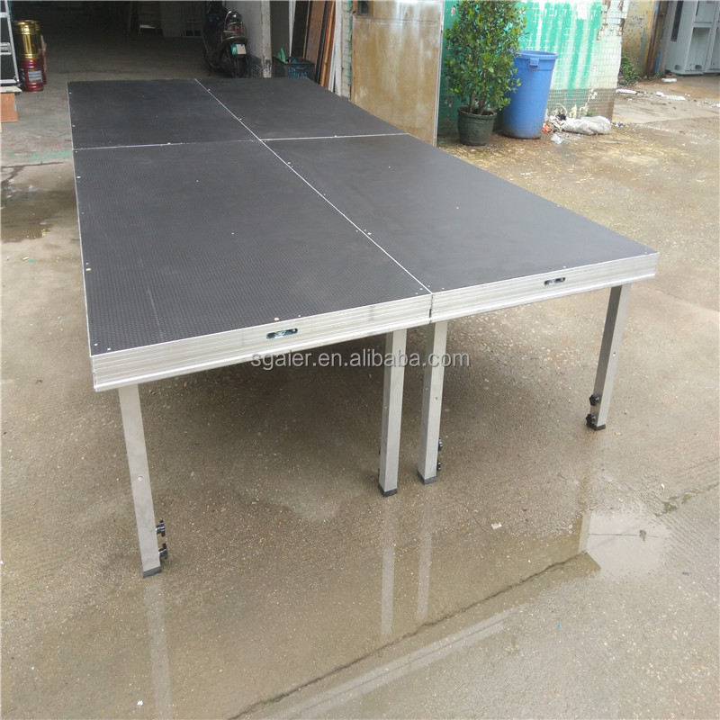 used mobile portable <strong>stage</strong> for sale