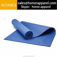 TPE yoga mat wholesale custom OEM design fitness mats Strong rebound ability Strong resistance to tearing