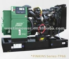 TP50 45KVA 36KW Diesel Generator with Perkins(Stamford Alternator,water-cooled,optional Silent Type,ATS,Deep Sea Controller)