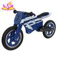 Wholesale cheap wooden children balance bike for 3 year old W16C071