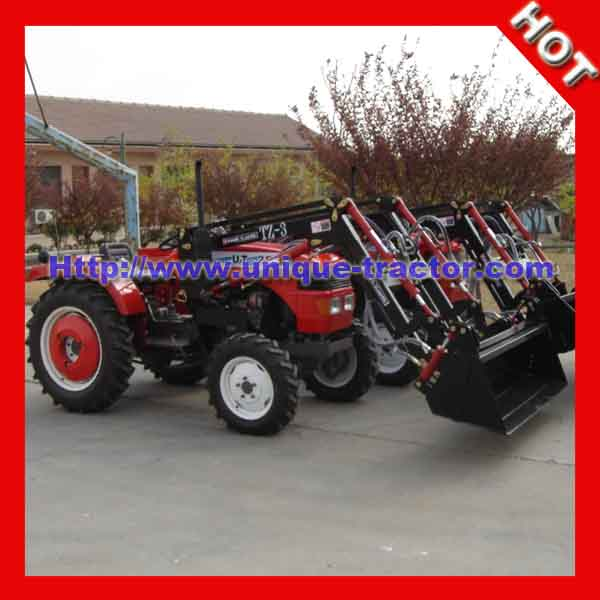 Cyprus Hot Sale Mini Tractor 254 Manufactured In China