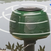 HZ Multifunctional Ultrasonic Monkey Repeller/bird Trap/animal repeller