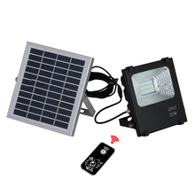 Best selling commercial led lighting solar 20W led floodlight