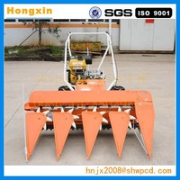 factory supply mini rice combine harvester
