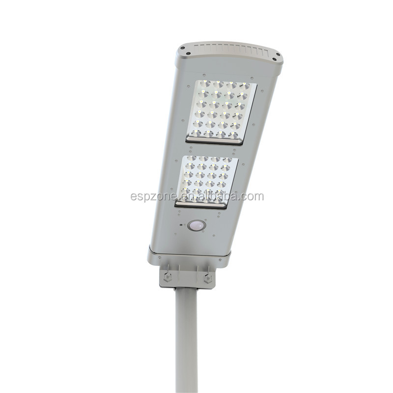 2013 Popular Solar Led Garden Light Street Lighting Pole With Pole Motion Sensor For Pathway,Street Courtyard