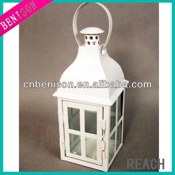 Large free standing solar lantern