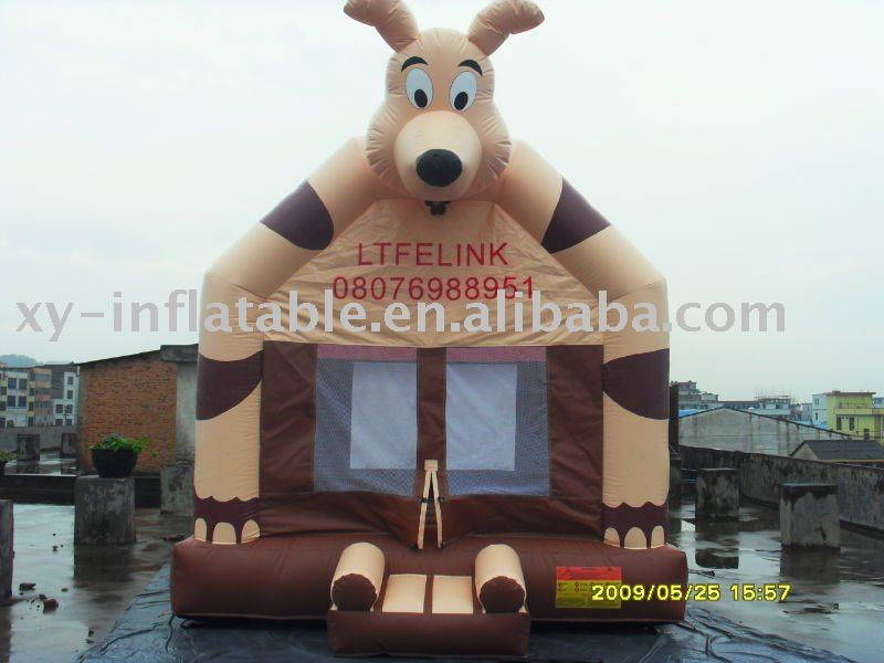 festival of fun bouncy castles inflatables inflatable animals