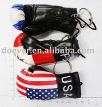 Promotional Mini Boxing Glove Key Chain