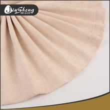 OEM available new arrival ready made luxury jacquard fabric curtain