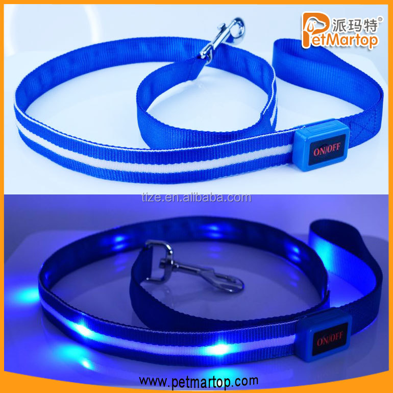 New Products 2016 Pet Collar And Leash Products Led Dog Collar Sex Dog Leashes
