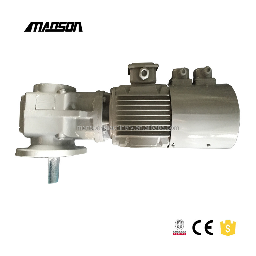 China Bevel Helical Gear Motor Made In China Rolling Mill Reducer