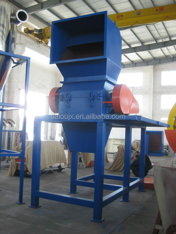 waste film recycling machinery/waste film washine line/used plastic washing recycling line