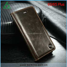 Mobile phone leather case For iPhone 6S 6S Plus / Flip Leather Caseme case For iPhone 6