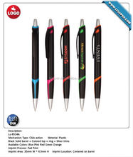 gold felt Pens feature Ballpoint Pen (Lu-8534 A B)