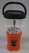 ROHS compliant plastic silicon magnet led remote lantern