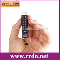 32GB U-disc PFU032D-1BEK encrypted USB flash drive