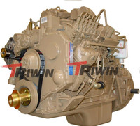 6 cylinder 5.9L cheap price diesel 6bt5.9 engine assembly 6BTA5.9-C173 construction machinery engine