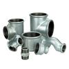 2016 Nem Malleable Iron Pipe Fittings