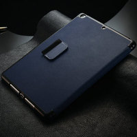 for ipad air case leather, book style leather case for ipad air