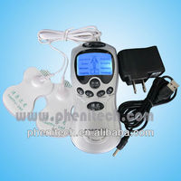 Digital massage therapy machine (CE, RoHS) / tens acupuncture digital therapy machine massagermassage therapy machine