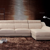 Modern Furniture Leather Studded Sofa Couches