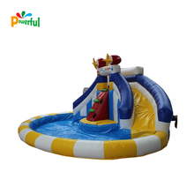 inflatable slide for kids size 7x4x5m