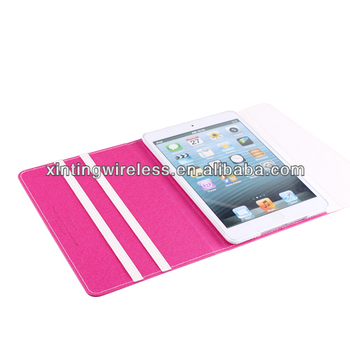 Smart Cover PU Leather Case For ipad mini 2 Leather Case Tablet Cover