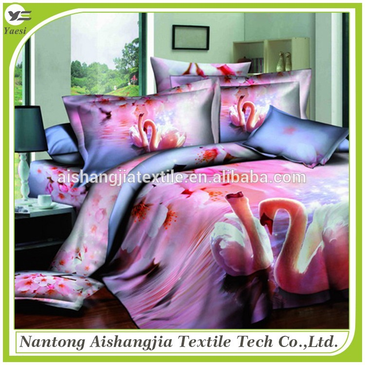 High frequency indian luxury bedding set wholesale online
