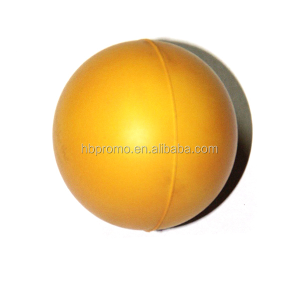 Promotional Cheap Small Sponge Round Pu Ball