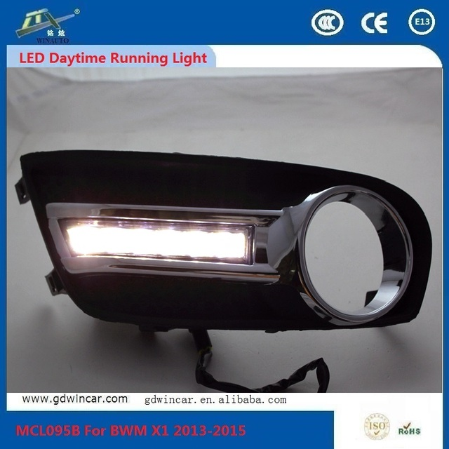 Automobile Fog Drl Daytime Running Light Bulbs For Nissan Tiida 2011 - 2015