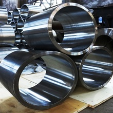 Custom size wholesale hardened stainless steel pipe metal sleeve bushings