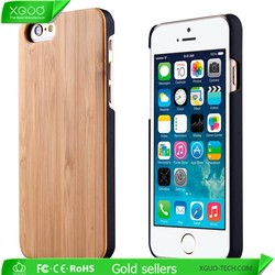 Bamboo case for iphone 6 back cover
