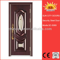 Exterior Use Cardboard Honeycomb Door Core SC-S069