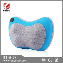 Car Electric Smart Head Neck Back Vibrating Massage Pillow