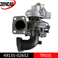 TF035 Turbo for mitsubishi pajero diesel 4d56 engine turbocharger 49135-02652 MR968080, MR968773