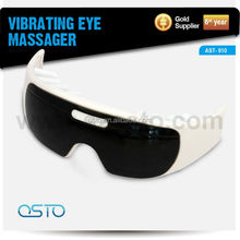 Hot sell New Vibrating eye care massager AST-910 CE,RoHS