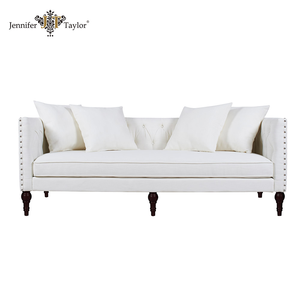 french style furniture new fabric sofa design